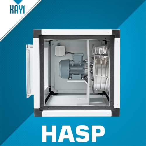 HASP - Box Fan